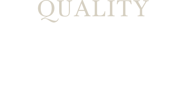 QUALITY about GLASSES